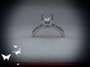 Diamond Engagement ring, Oro De Rey, Jewellery Concierge Service