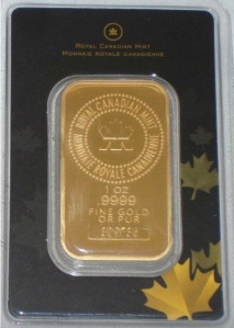 gold one ounce