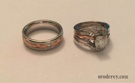 Oro de Rey concierge jewellery service, wedding rings, engagement rings, custom design