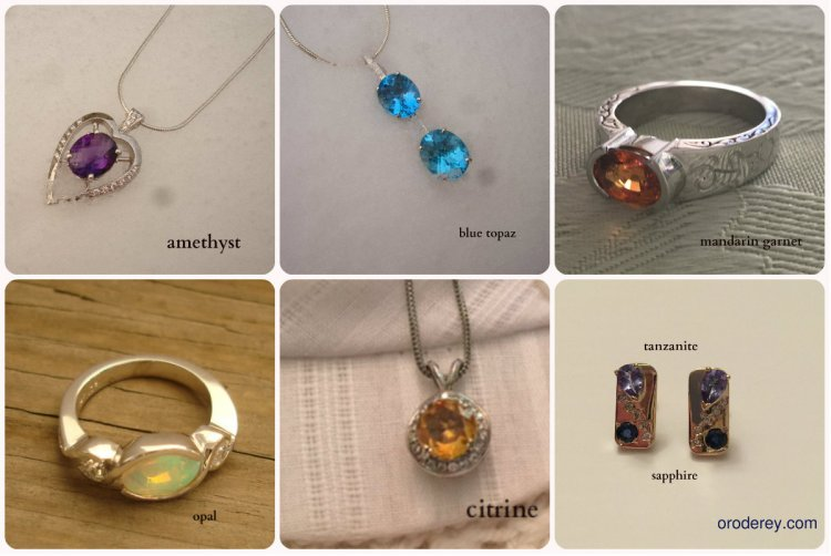 gemstones, oroderey, gold of the king,